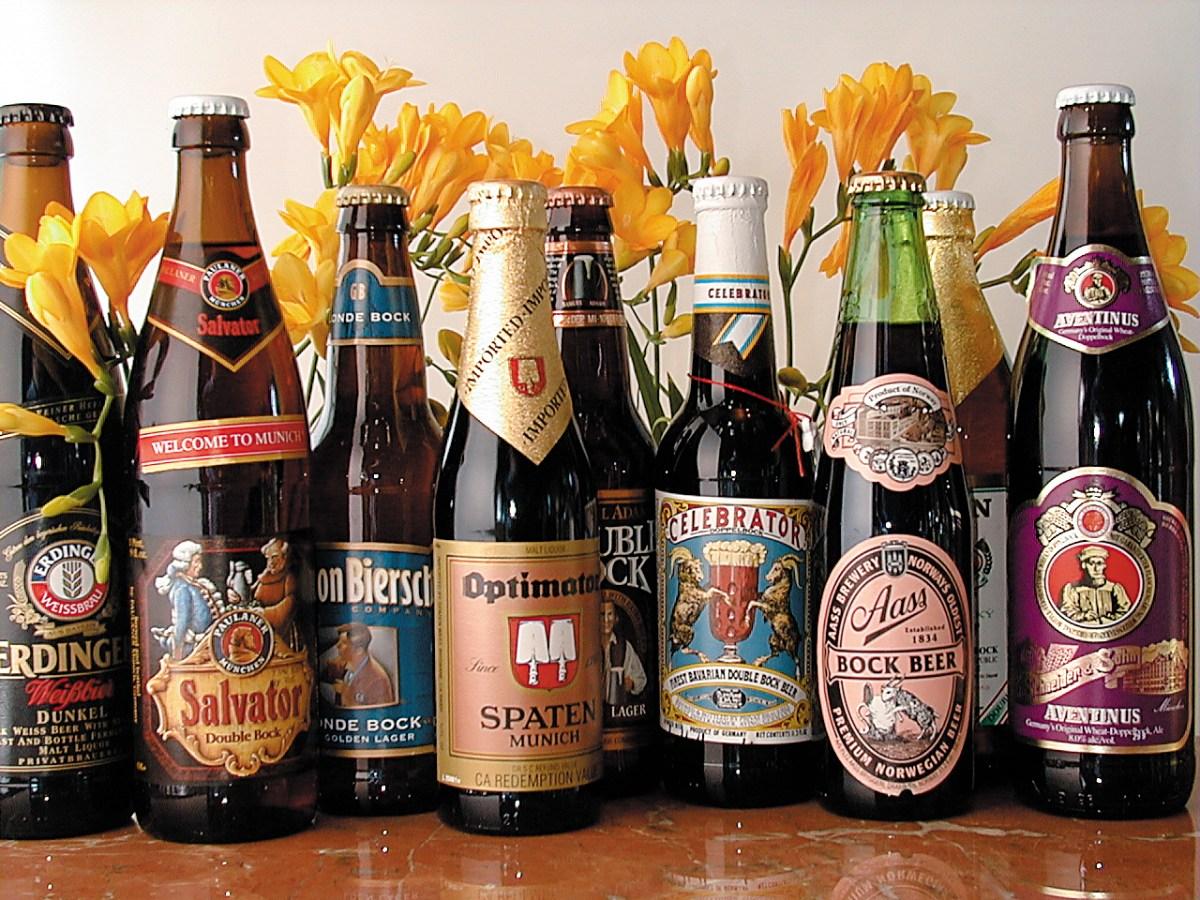 Bock: una Birra che ti da la Carica!