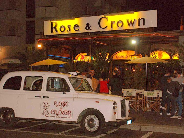 Rose&Crown il 1° Pub aperto in Italia