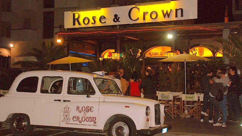 Rose&Crown: Il 1° Pub aperto in Italia