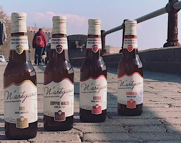 N'Artigiana: Una Birra dall'Anima Napoletana
