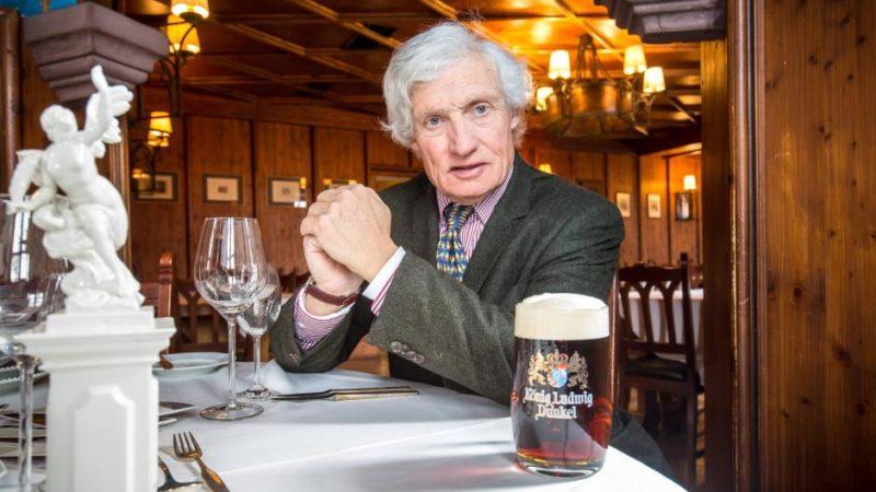 Luitpold Von Bayern: Il Principe Birraio