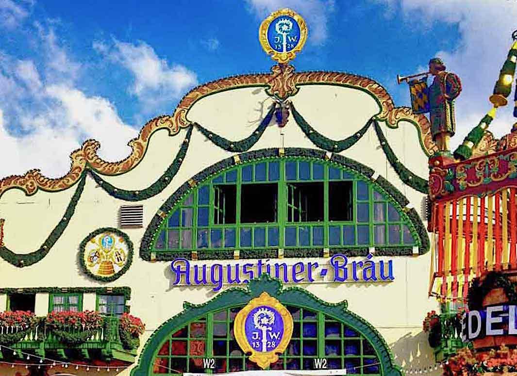 Augustiner la birra amata dai monacensi.