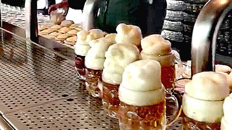Che La Birra Continui a Scorrere!