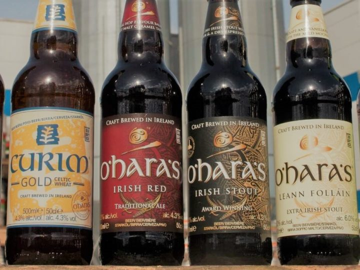 O'Hara's: Le Craft Beer dalla verde Irlanda