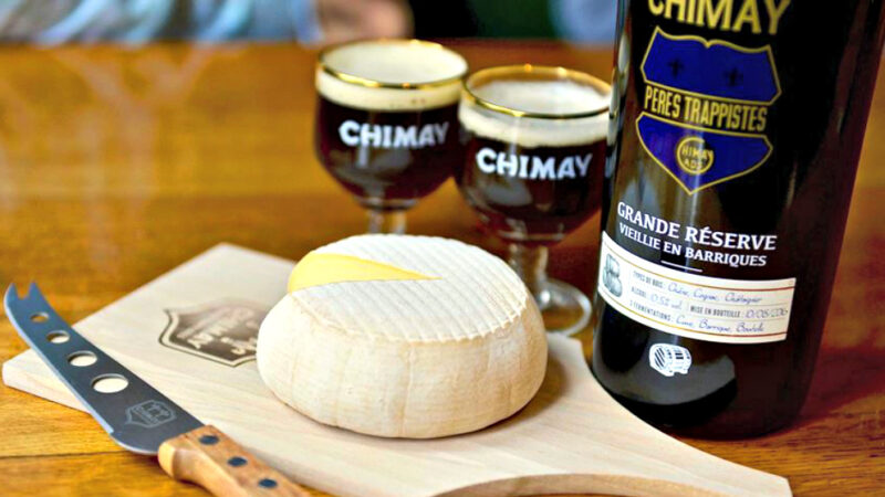 Le grandi birre da non perdere: Chimay Grande Réserve barricata Armagnac.