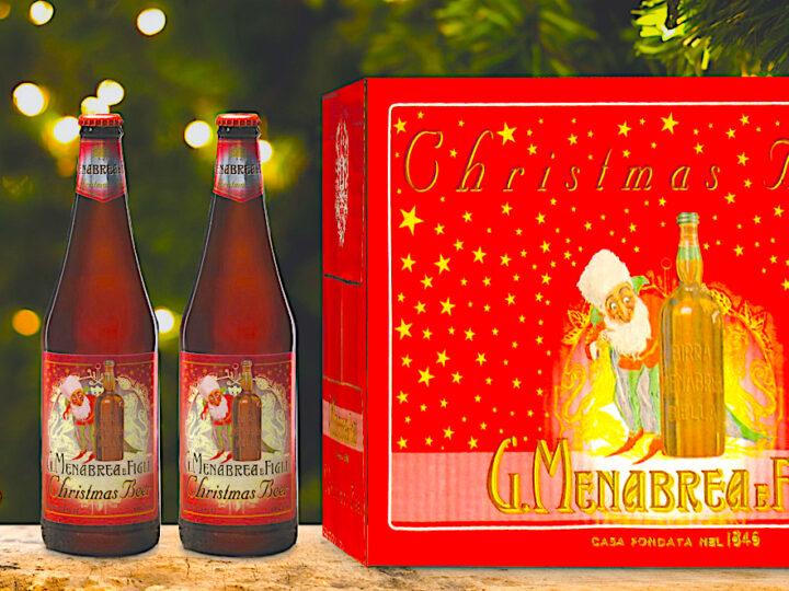 La Birra di Natale italiana firmata Menabrea.