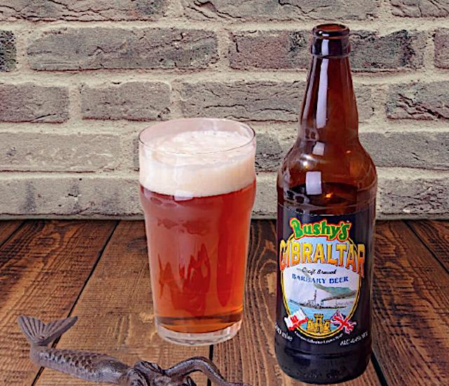 Gibraltar Barbary Beer