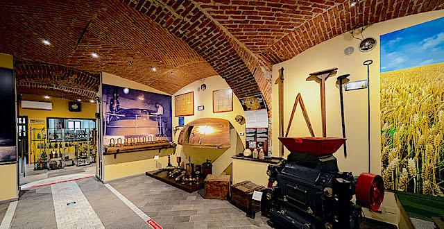 Casa Menabrea la parte birraria del MeBo Museum