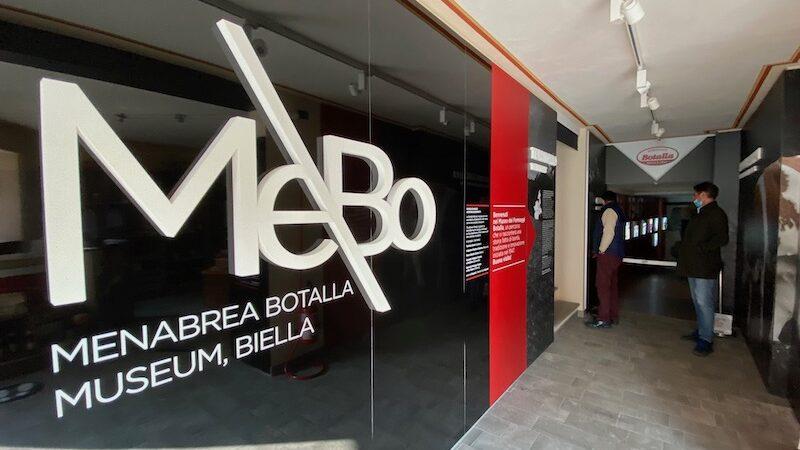 Birra e formaggi al Museo MeBo di Biella