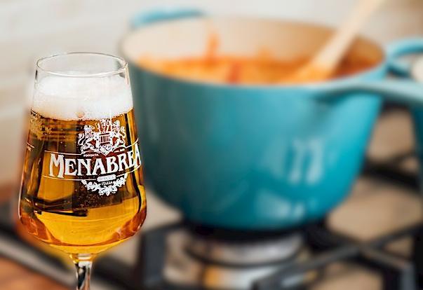 Antipasti: 3 ricette gourmet con birra Menabrea