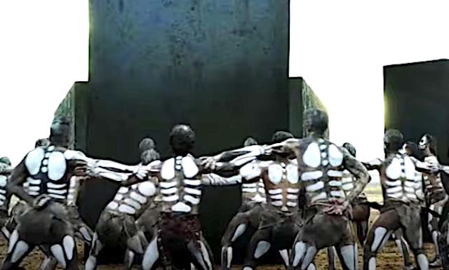video Dìa de Los Muertos