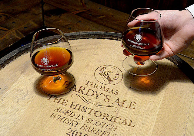 "Thomas Hardy's Ale, la birra ""millesimata""."