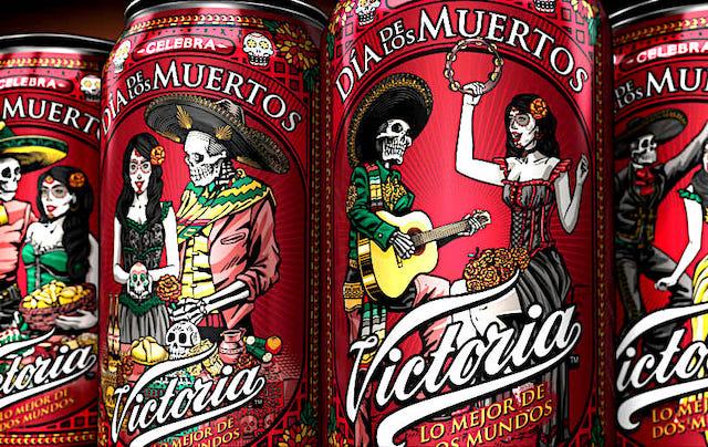 Cerveza de Los Muertos.