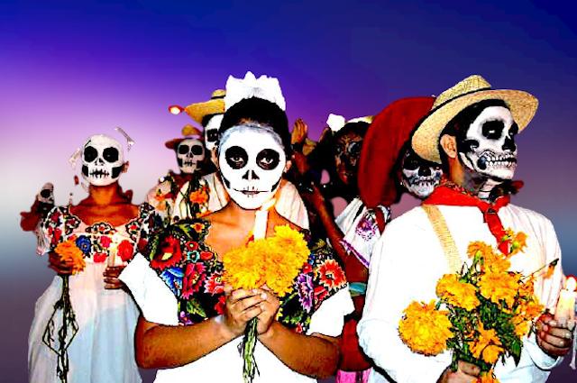 Festa del Dìa de Los Muertos