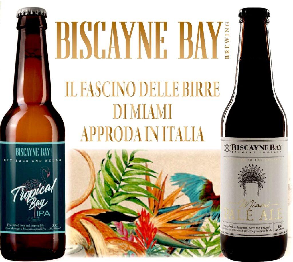 Biscayne Brewing, dal glamour di Miami arrivano le sue craft.