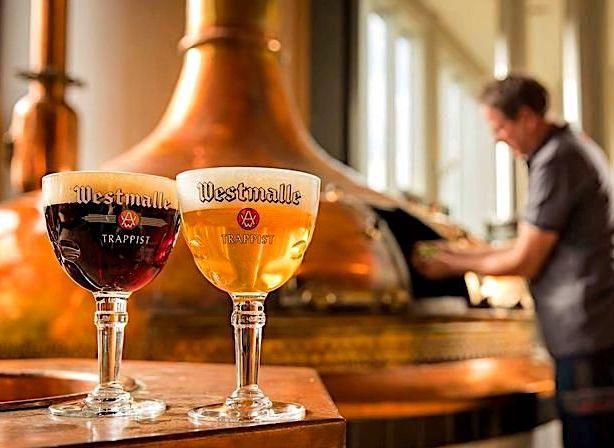Westmalle, una birra Trappista, una storia vera.