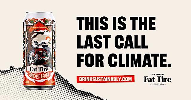 la campagna di sensibilizzazione sull'ambiente