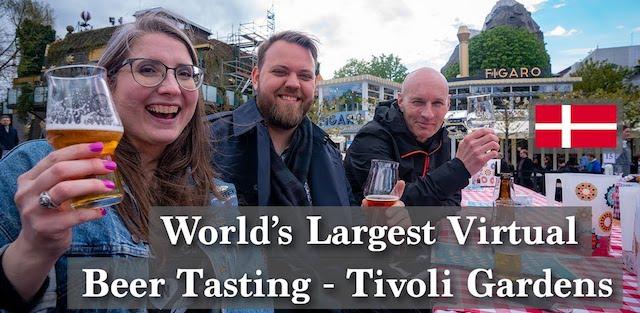 Birrai uniti per un Biggest Virtual Tasting.
