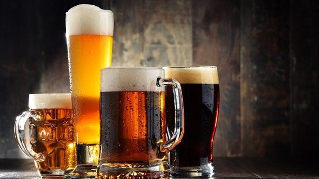 birra sulle meno forti tasse più leggere