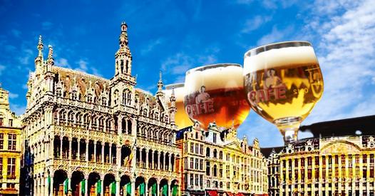 Belgian Beer Weekend dal 3 al 5 Settembre nella Grand Place di Bruxelles
