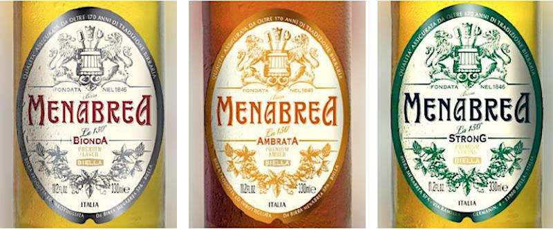 Ricette con la birra Menabrea