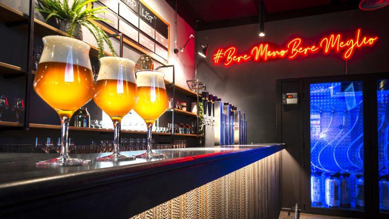 Bistrot QBA di Genova, esclusivamente birra e buon cibo!