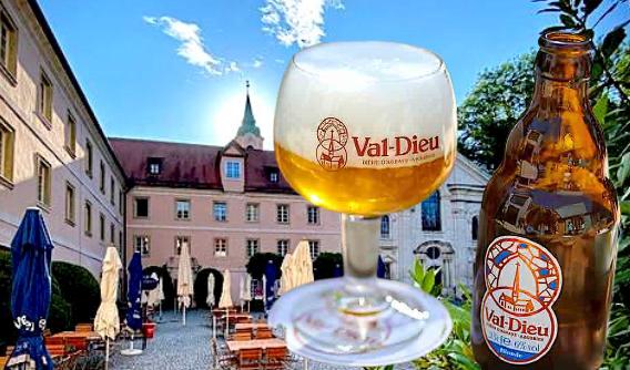Val-Dieu un birrificio nel cuore dell'Abbazia